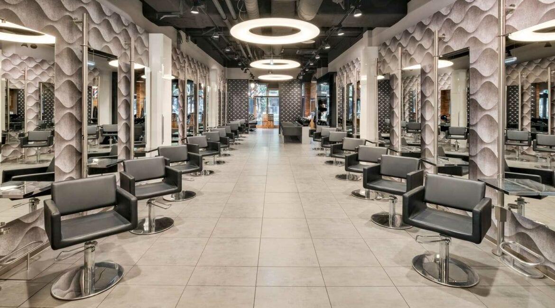 Salon der MK Hairlounge im Donauzentrum