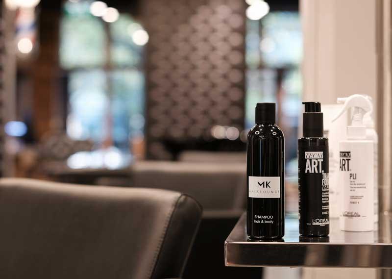 MK Hairlounge Herren Shampoo